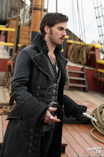 Captain Hook- 2x11- The Outsider (HQ)