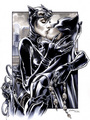 Catwoman and Batman - batman-and-catwoman fan art