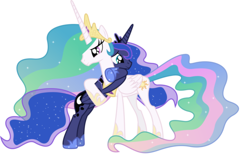 Celtestia and Luna