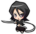 Chibi Rukia - bleach-anime fan art
