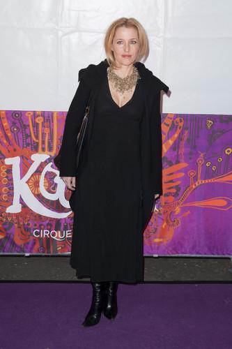 Cirque Du Soleil's Kooza opening night in 伦敦 2013