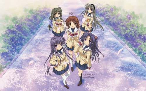 Clannad/Clannad Afterstory Обои