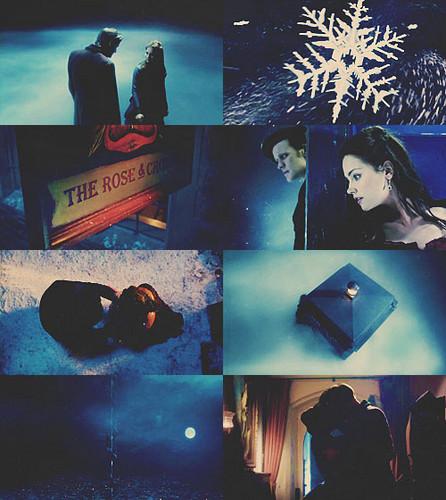 Clara + The Doctor Fanart