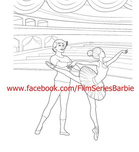 Barbie Movies Wallpaper Probably Containing Anime Entitled Coloring Pages