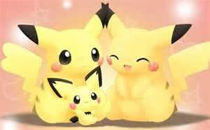 Cute Pika family!