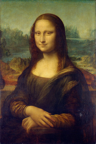 Da Vinci's Mona Lisa or La Gioconda (1503–1505/1507)