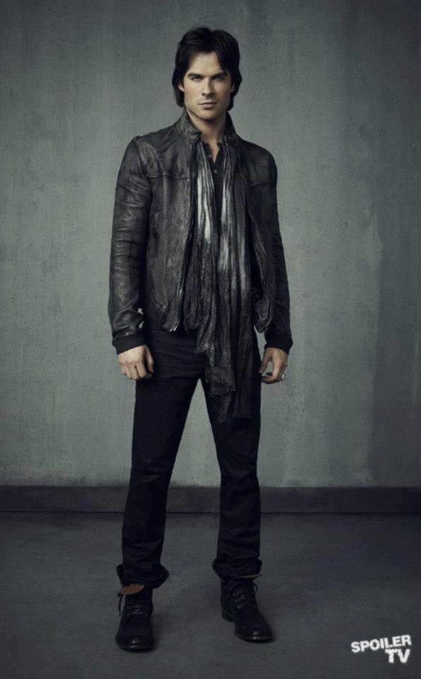 Damon And Stefan Salvatore Season 4 Damon Salvatore season...