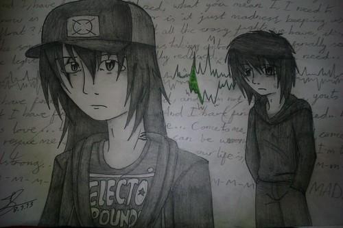 Dario & Tallon sketch