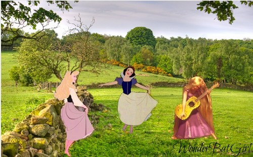 Disney Dancing In Derbyshire
