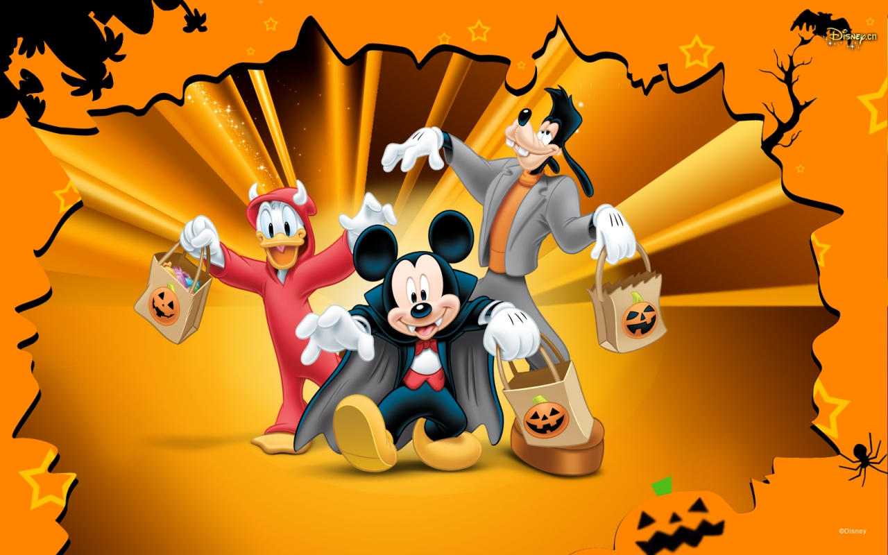 Sites Of Great Wallpapers Images Disney Halloween HD Wallpaper And Background Photos