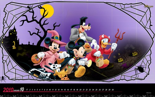 Sites Of Great Wallpapers Wallpaper Probably With A Sign And Anime Entitled Disney Halloween