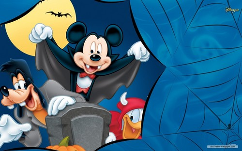 Sites Of Great Wallpapers Wallpaper Containing Anime Titled Disney Halloween