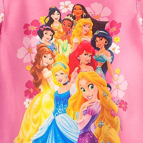 Disney Princess new looks