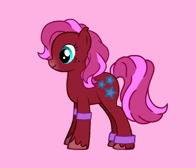 Do tu like my pony? :)