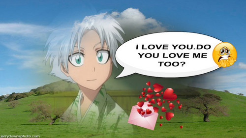 Do 당신 사랑 him?
