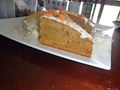 Carrot Cake - cooking photo