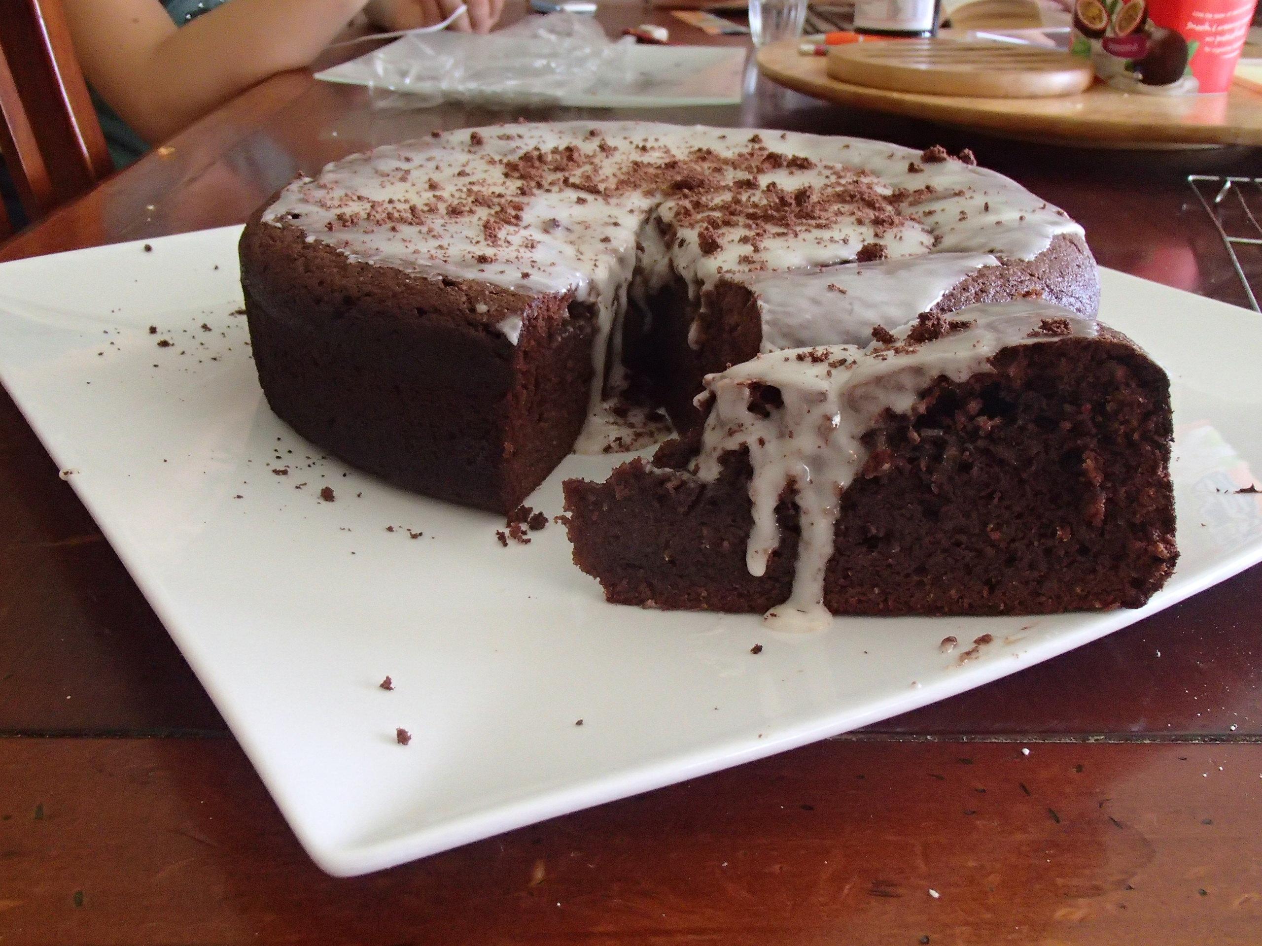 Dozen Egg chocolat Cake