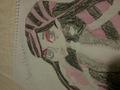 Draculaura sketch