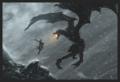DragonBorn vs AlDuin