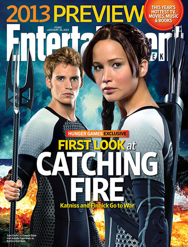 EW Catching feuer cover release!