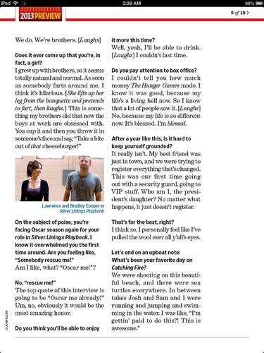 EW Catching fuego magazine