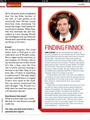 EW Catching Fire magazine - finnick-odair photo