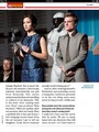 EW Catching Fire magazine - katniss-everdeen photo