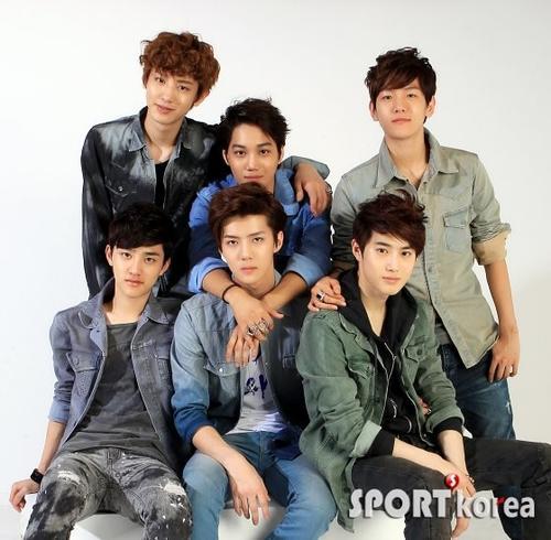 EXO-K~♥