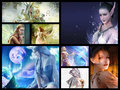 Elf Collage - magical-creatures fan art