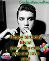 Elvis birthday - elvis-presley fan art