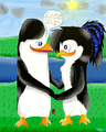 Emma and Kowalski: I Won't Give Up - emma-the-penguin photo