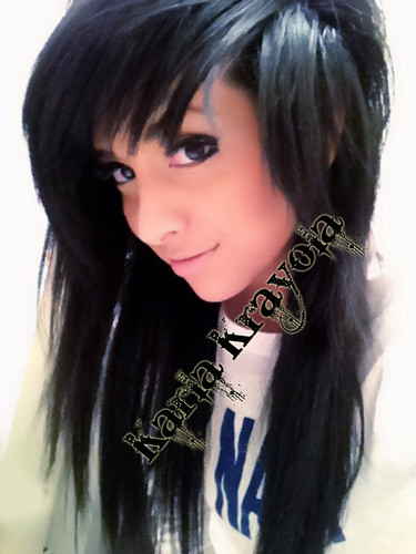 Emo Girls Afbeeldingen Emo Hair Cut Hd Achtergrond And Background