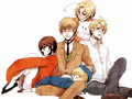 England and Colonies