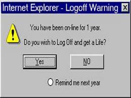 Explorer Log Off