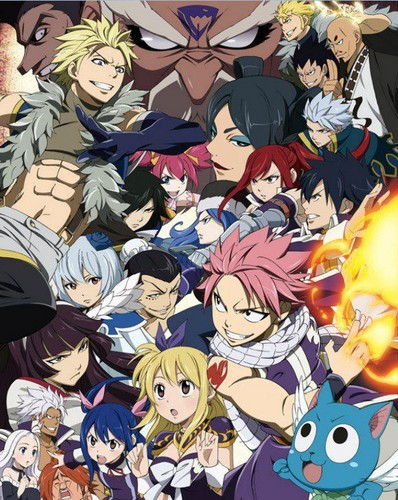 Fairy Tail Grand Magic Games