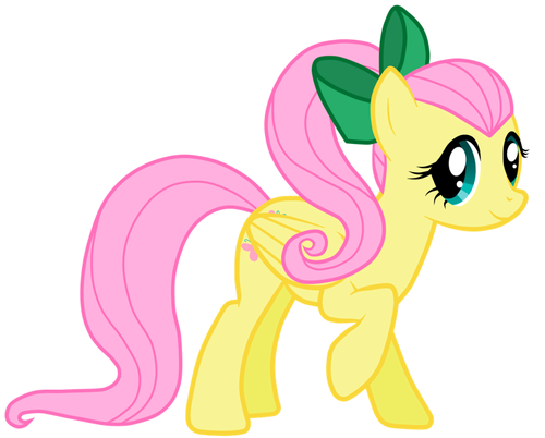 My Little kuda, kuda kecil Friendship is Magic kertas dinding entitled Fluttershy