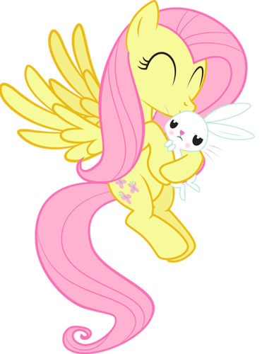 My Little ngựa con, ngựa, pony - Friendship is Magic hình nền entitled Fluttershy