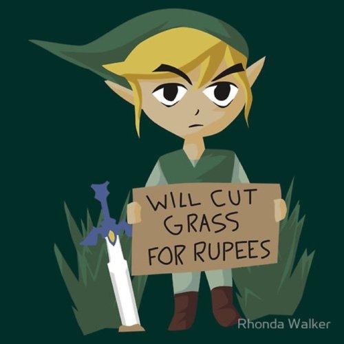 Funny Zelda