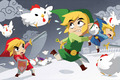 Funny Zelda - the-legend-of-zelda fan art