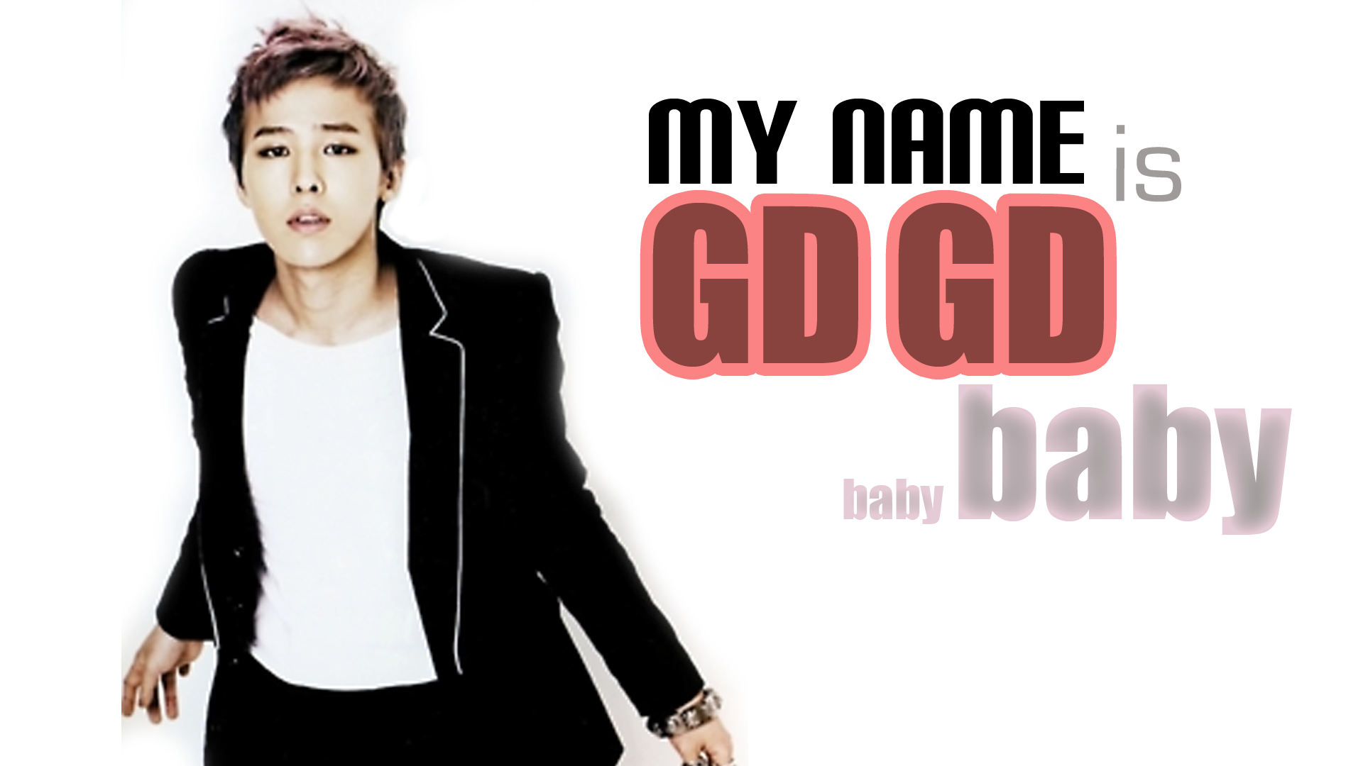 DRAGON  GDragon Wallpaper 33235253  Fanpop