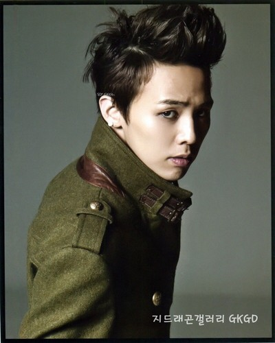 G-Dragon wallpaper probably containing a portrait titled G★DRAGON