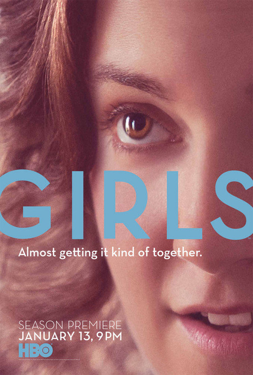 Girls hbo girls poster