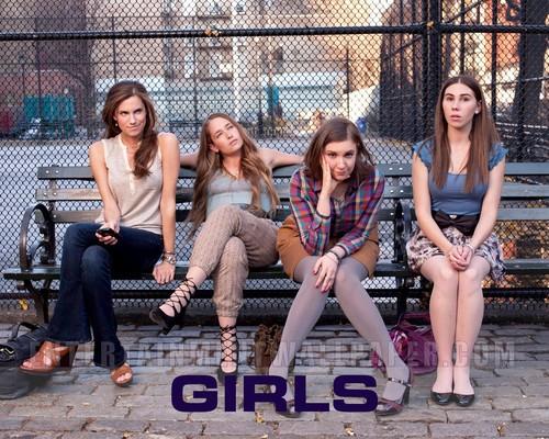 Girls वॉलपेपर