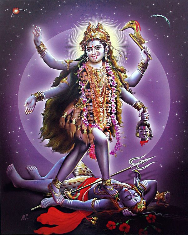 Gods Of Hinduism Images Goddess Kali HD Wallpaper And Background Photos