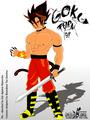 Goku Turns Evil