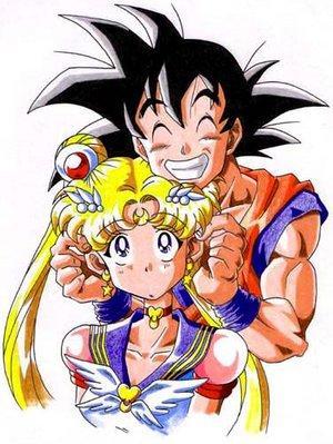 Goku x Usagi