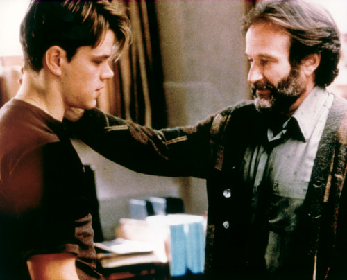 robin williams wallpaper titled Good Will Hunting