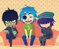 Gorillaz again... - gorillaz photo