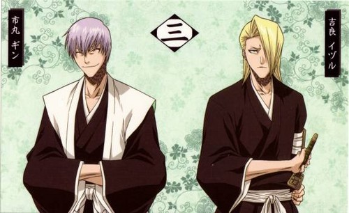 animê bleach wallpaper probably with a business suit and a well dressed person entitled Gotei 13 Original Squads