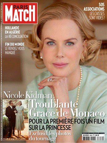Nicole Kidman - Paris Match